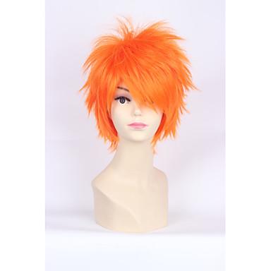 Cosplay Parykker Cosplay Cosplay Anime Cosplay-parykker 35cm CM Varmeresistent Fiber Herre