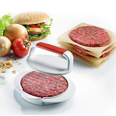 Herramientas de cocina El plastico El moho de bricolaje para la carne 1pc