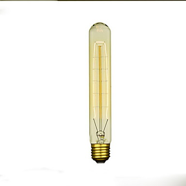 e27 25w t30 ampola de tungstênio 12 art deco anka edison tungstênio fonte de luz
