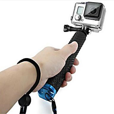 Selfie-Stick Zum Action Kamera Gopro 5 / Gopro 4 / Gopro 4 Silver Gummi / Metal - 1 pcs / Gopro 3 / Gopro 2 / Gopro 3+ / Gopro 1 / Sport DV