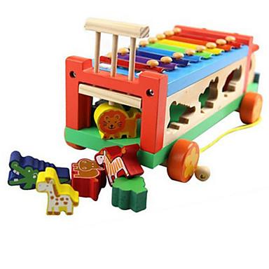 Xylophone Bildungsspielsachen Spielzeuge Neuartige Spaß Holz 1 Stücke Jungen Mädchen Kindertag Geschenk