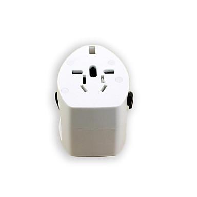 Компактный универсальный Путешествия Power Plug адаптер