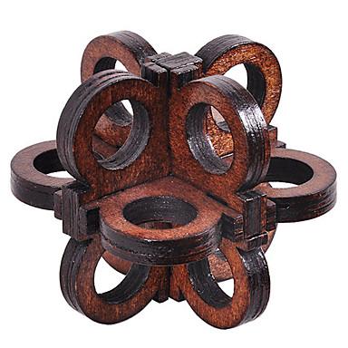 ウッドパズル 頭の体操パズル 組み立てパズル 木製立体パズル おもちゃ おもちゃ 球体 IQテスト アイデアジュェリー ウッド 女の子 男の子 1 小品