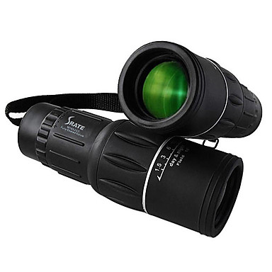 SRATE 16X52 Monocular High Definition Glow General use BAK4 Fully Coated