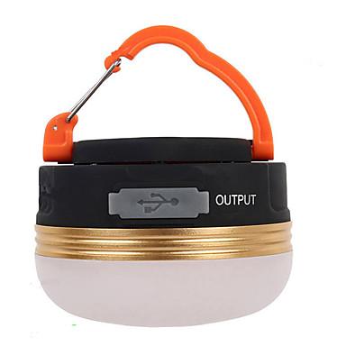 Lyhdyt ja telttavalot LED lm 3 Tila LED Ladattava Langaton Helppo kantaa Kompakti koko Telttailu/Retkely/Luolailu Päivittäiskäyttöön