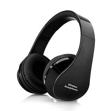 NX8252 Sobre o ouvido Sem Fio Fones Armadura equilibrada Plástico Celular Fone de ouvido Com controle de volume / Com Microfone /