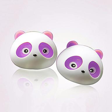 voordelige Auto-interieur accessoires-ziqiao 1 paar mooie panda smaak auto luchtverfrisser diffuser outlet magie leveringen parfum