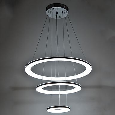 Pendelleuchten Raumbeleuchtung - Kristall, LED, 110-120V / 220-240V, Wärm Weiß / Kühl Weiß, LED-Lichtquelle enthalten / 10-15㎡ / FCC