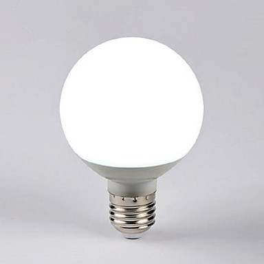 9 W 650-750 lm E26 / E27 مصابيح كروية LED G80 14 الخرز LED طاقة عالية LED ديكور أبيض دافئ 220-240 V / قطعة