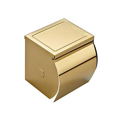 Держатель для туалетной бумаги / Ti-PVD Современный