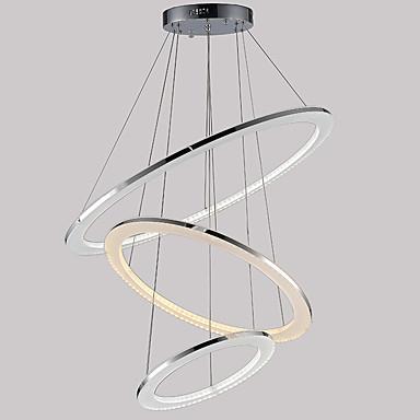 Anheng Lys Omgivelseslys Andre Metall Akryl LED, designere 110-120V / 220-240V Mangefarget LED lyskilde inkludert / Integrert LED