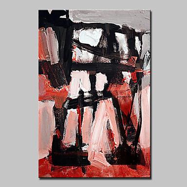 手描きの 抽象画 ファンタジー 油彩画,Modern 1枚 キャンバス ハング塗装油絵 For ホームデコレーション
