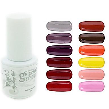 Nagellack UV Gel 0.005 1 UV-Farbgel Klassisch Langlebige Aufsaugeigenschaften Alltag UV-Farbgel Klassisch Gute Qualität