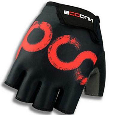 BOODUN® Luvas Esportivas Luvas de Ciclismo Vestível Respirável Anti-desgaste Protecção Sem Dedo Licra Ciclismo / Moto Motoclicleta Trilha