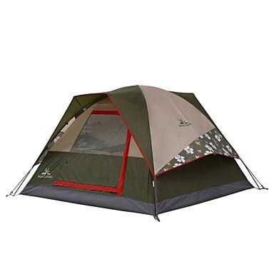 MOBI GARDEN 1 Person Zelt Doppel Camping Zelt Außen Automatisches Zelt warm halten Wasserdicht Tragbar Extraleicht(UL) Windundurchlässig