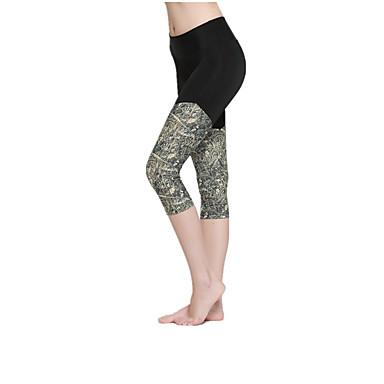 Dame Joggebukser Fort Tørring, Pustende Leggings / Tights / Bunner Yoga & Danse Sko / Trening & Fitness / Fritidssport Lycra, Terylene M