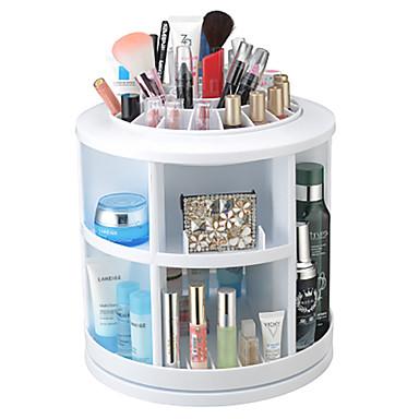 ราคาถูก ล้างสต็อก-3 สี Cosmetics Storage 1 pcs อื่นๆ / 360 หมุน ทุกวัน # คลาสสิก พลาสติก / 360° Rotation ทุกวัน แต่งหน้า ประทิ่น