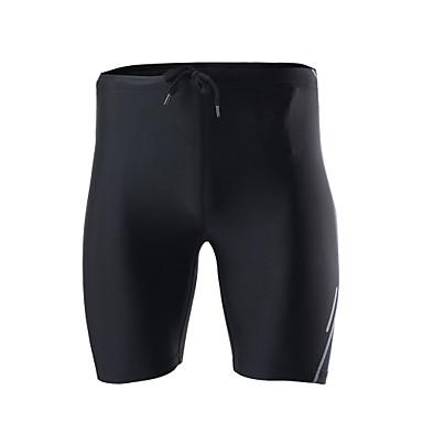 Arsuxeo Herre Shorts til jogging sport Shorts / Bunner Boksing, Trening & Fitness, Racerløp Fort Tørring, Fukt Gjennomtrengelighet,