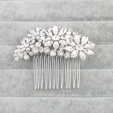 Cristal Pentes de cabelo 1 Casamento Ocasião Especial Capacete