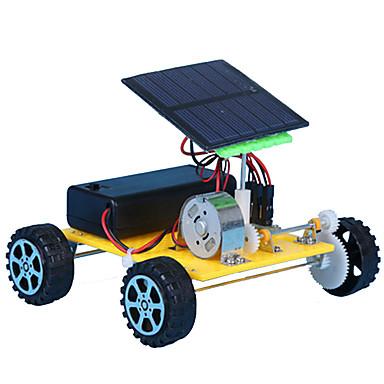 Juguetes de energía solar Barco Alimentado por Energía Solar Manualidades ABS Chico Niños Regalo