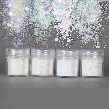 10ml Glitter & Poudre / Pudder Glitters / Klassisk Daglig