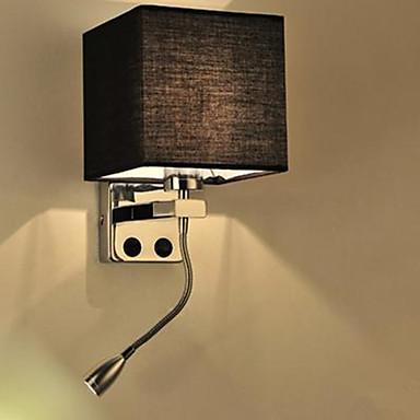 Moderno / Contemporâneo Luminárias de parede Metal Luz de parede 220V / 110-120V / 220-240V 40W