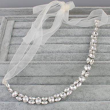 Cristal Headbands 1 Casamento Ocasião Especial Capacete