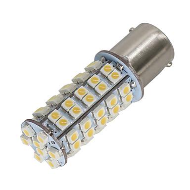 SO.K 4stk BA15s (1156) Bil Elpærer 3W SMD 3528 350lm LED Baklys For Universell