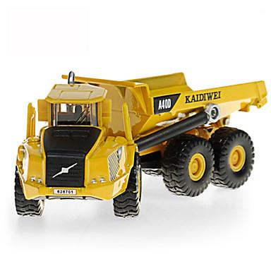 KDW Camión de la basura Camiones y vehículos de construcción de juguete Coches de juguete Retráctil Metalic El plastico ABS 1pcs Chico