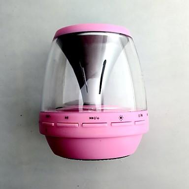 JIAYU Sin Cable altavoces inalámbricos Bluetooth Luz LED 100-1800