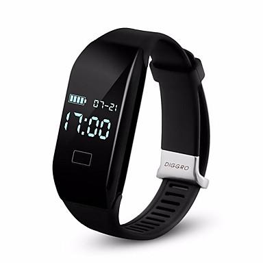 Smartklokke YYH3 til Android iOS Bluetooth Sport Pulsmåler Pekeskjerm Kalorier brent Lang Standby Aktivitetsmonitor Søvnmonitor Stillesittende sittende Påminnelse Finn min enhet / Pedometere / iPhone
