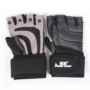 Laufsport Handschuhe / Fahrradhandschuhe Fingerlos Unisex Wasserdicht / Schützend Radsport / Fahhrad / Laufen