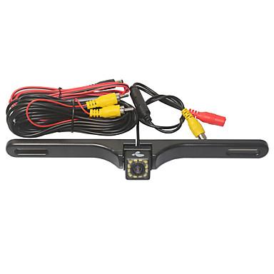 estacionamento sistema de assistência de estacionamento traseira wireless visão da câmera auto 12LED CCD HD 1080p retrovisor reverter