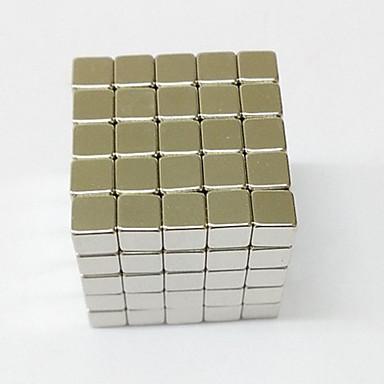 125 pcs Magnetiske leker Magnetiske kuler Neodym-magnet Supersterke neodyme magneter Magnet Chic & Moderne Barne / Voksne Jente Leketøy Gave