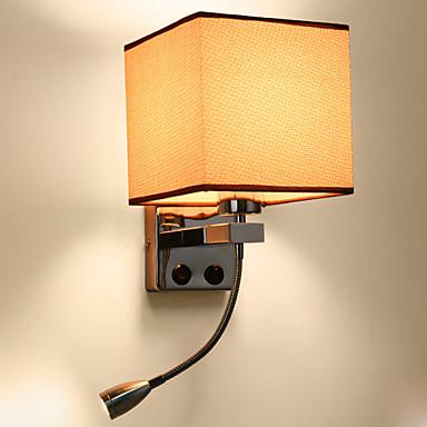 Ecolight™ Moderne / Nutidig Vegglamper Metall Vegglampe 110-120V / 220-240V 1W