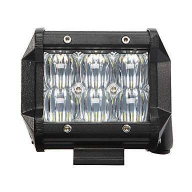 سيارة لمبات الضوء 30W LED أداء عالي / COB / Dip LED 3000lm LED ضوء العمل