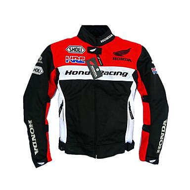 abordables Vestes de Moto-Vêtements de moto Veste Textile Toutes les Saisons Coupe-vent / Respirable