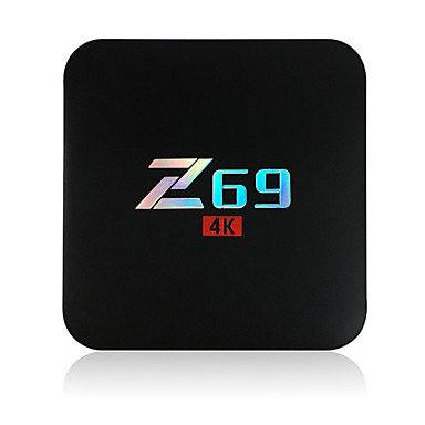 Z69 Tv Boks Android6.0 Tv Boks 2GB RAM 16GB ROM Dobbeltkjerne