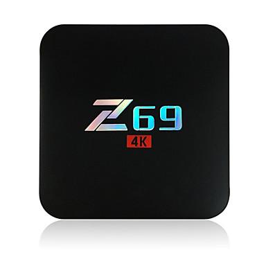 Z69 Android6.0 TV-boks Amlogic S905X 2GB RAM 16GB ROM Dobbeltkjerne