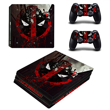 B-SKIN PS4 pro Klistremerke - PS4 Prop Originale #