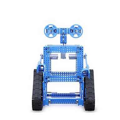 Crab Kingdom Soldrevne leker Robot Kreativ Originale Metallisk Plast Gutt Gave