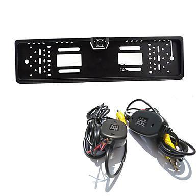 parcheggio sistema di assistenza posteriore dell'automobile senza fili telecamera automatica 4led del CCD HD 1080p retrovisore invertire