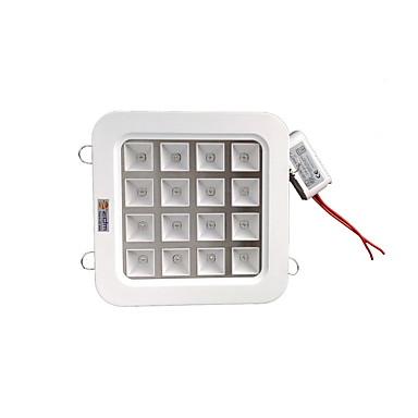 9 LEDs Leicht zu installieren / Einbaulampe Wachsende Leuchte Mehrfarbig 85-265V / 1 Stück