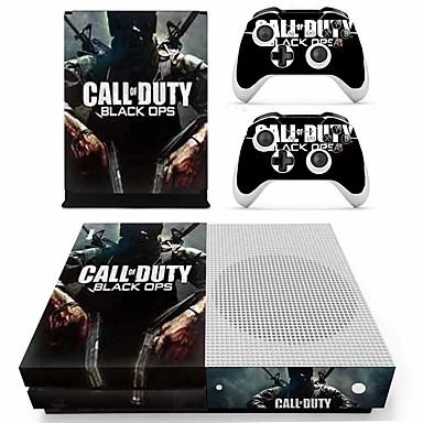 B-SKIN XBOX ONE  S PS / 2 Klistremerke Til Xbox One S Originale Klistremerke Vinyl enhet Trådløs