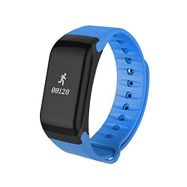 Smart armbånd iOS / Android Pekeskjerm / Pulsmåler / Vannavvisende Vekkerklokke / Samtalepåminnelse / Stillesittende sittende Påminnelse