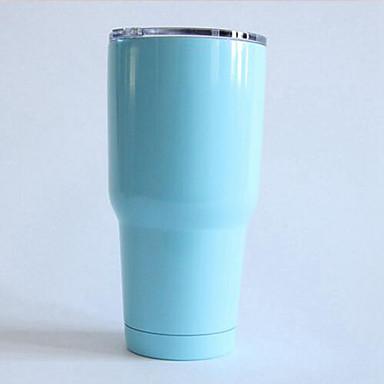 rustfritt Reisekrus Dekorasjon kjæreste gave 1 Kaffe Te Vand Juice Drikkeglas