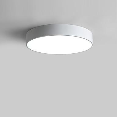 Montage de Flujo Luz Downlight Acabados Pintados Metal Acrílico LED 110-120V / 220-240V Blanco Cálido / Blanco Fuente de luz LED incluida / LED Integrado