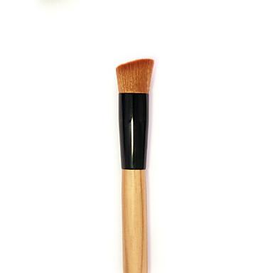 1pcs Pincéis de maquiagem Profissional Pincel para Blush / Pincel para Corretivo / Pincel para Pó Pêlo Sintético Portátil / Viagem /