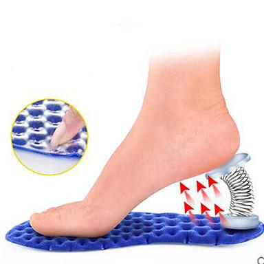 Respirabilidade Palmilhas e Calcanhadeiras / Plantar pé mangas / Para tênis de basquete Gel Todos os Sapatos Primavera / Verão / Outono Azul