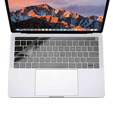 XSKN® Ultra Thin Keyboard Cover for Macbook Pro 13 15 with